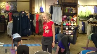 Sunday Yoga @ Athleta Good