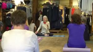 Sunday Yoga @ Athleta Welcome