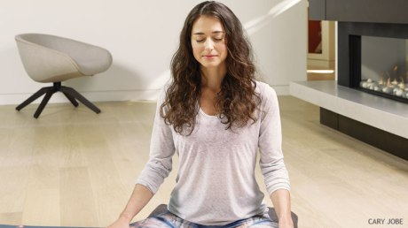 4 Tips meditation as pain releif